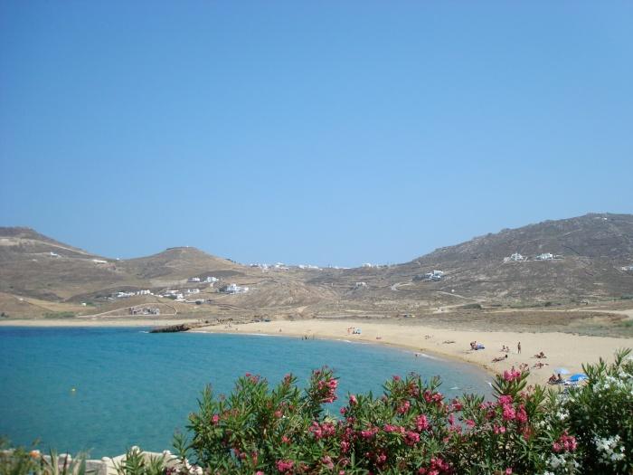 spiaggia mikonos