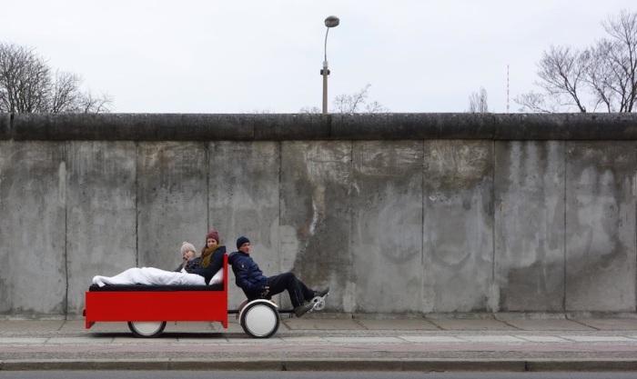 Berlin Horizontal muro