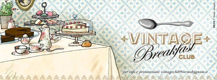 Vintage Breakfast Locandina