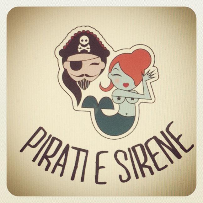 Pirati e Sirene logo